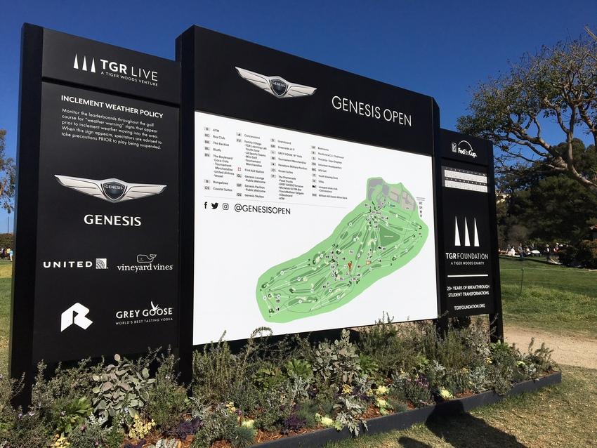PGAツアー・ジェネシスオープ...