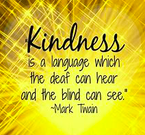 KINDNESS IN WORDS BUILDS C...