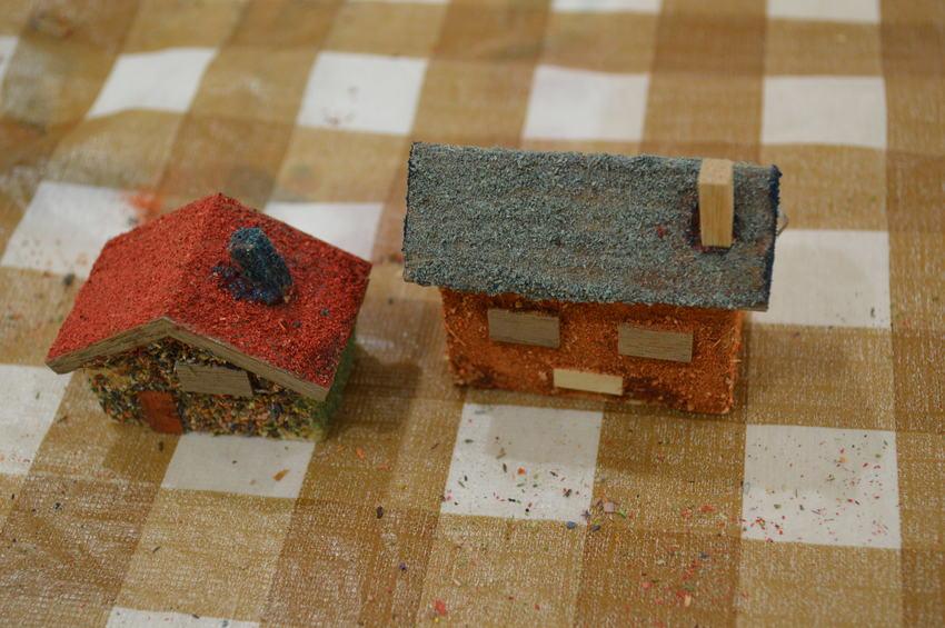 こんなユニークな小さなお家が作...