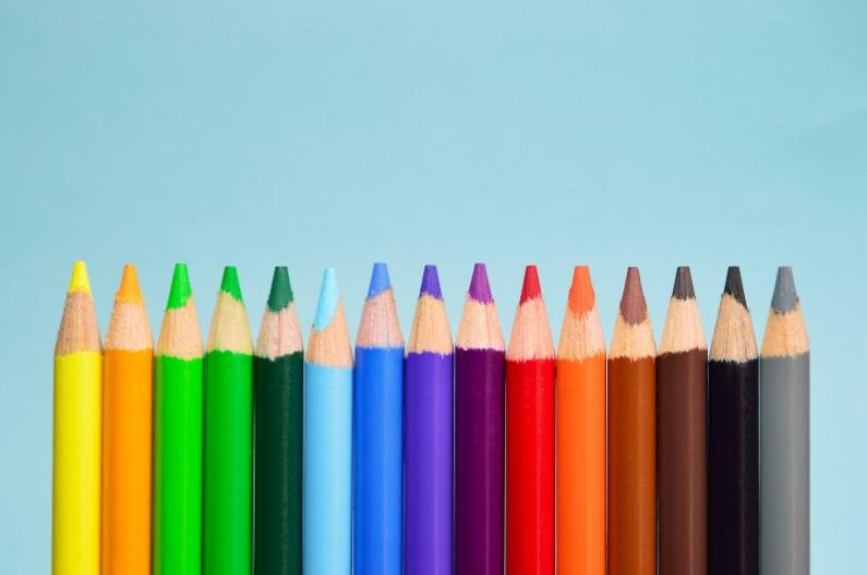 今日を色に例えると何色でしたか...