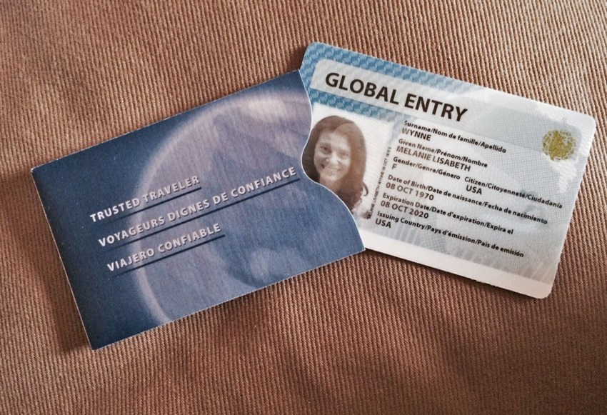 PASSPORT and GLOBAL ENTRY ...