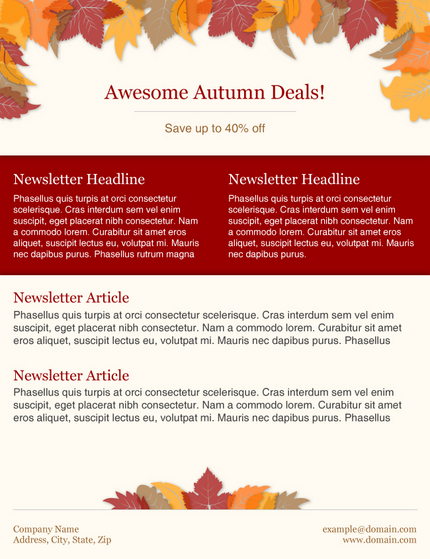 Newsmail News Newsmail Email Marketing Service Updates