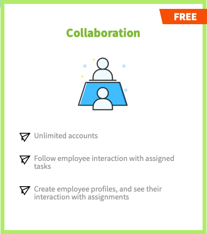 Manage, Assign, and Collaborate!