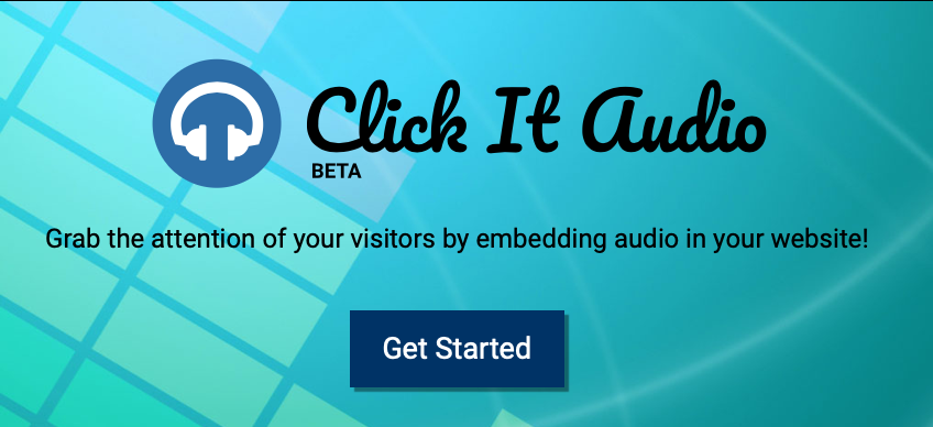 Click It Audio!