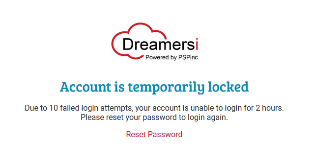 Dreamersi Login Protection Ad...