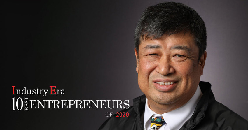 Kenichi Uchikura, PSPinc Presi...