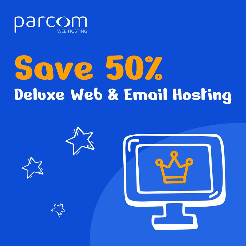 Save 50% on a Parcom Neo De...