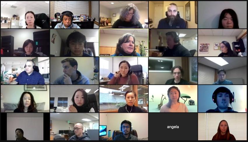 2021 Company Kickoff Meeting