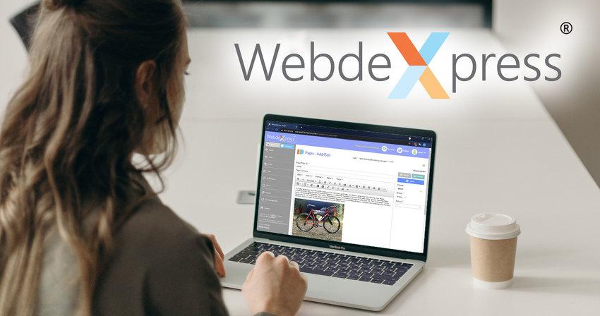 WebdeXpress: Building a websi...