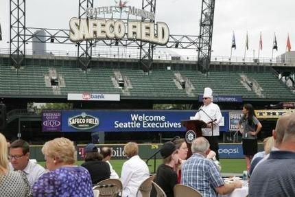 Lunch at Safeco Field - A Ho...