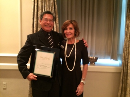 Ed Shino of Acacia Florist and...