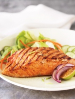 Eating Fish Reduces Risk of Al...