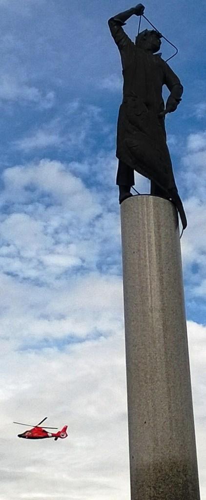 Seattle Fishermen's Memorial...