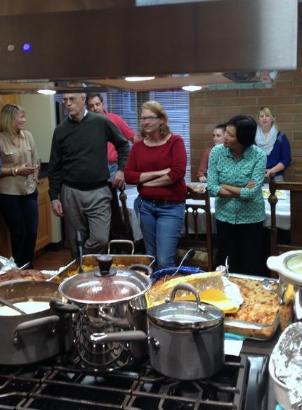 E & E Thanksgiving