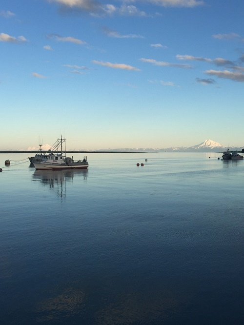 All calm and quiet in Kenai