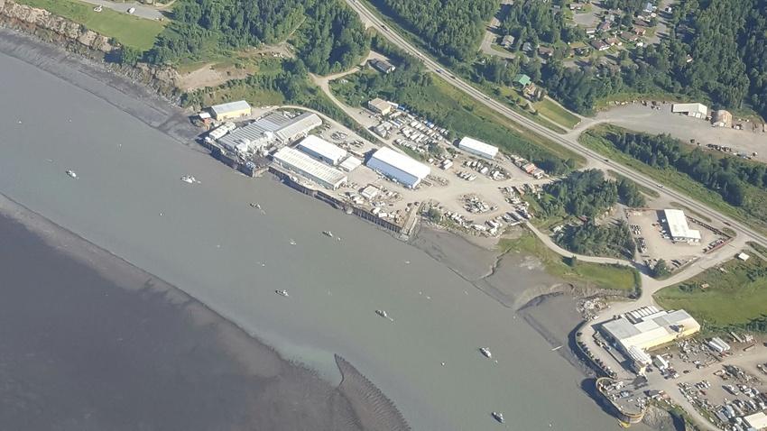 E&E's Pacific Star plant ...