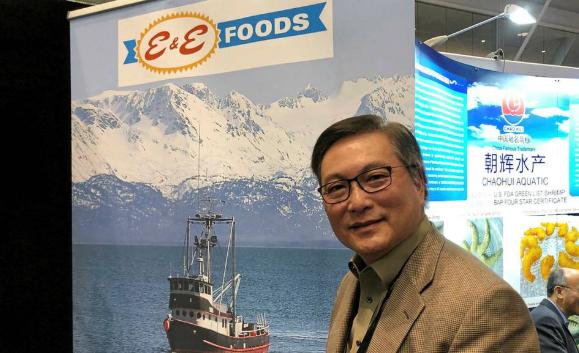 Ken Ng, COO of E&E Foods. Ph...