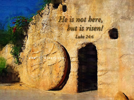 イエス様は、三日間、墓の中に、...