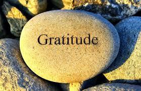 感謝と健康