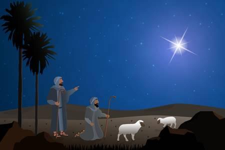 イエス様の降誕を初めに祝った人...