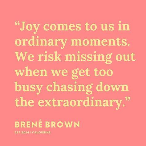 喜びというものは、日々の何気な...