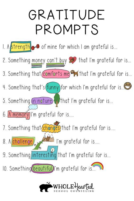 感謝のヒント