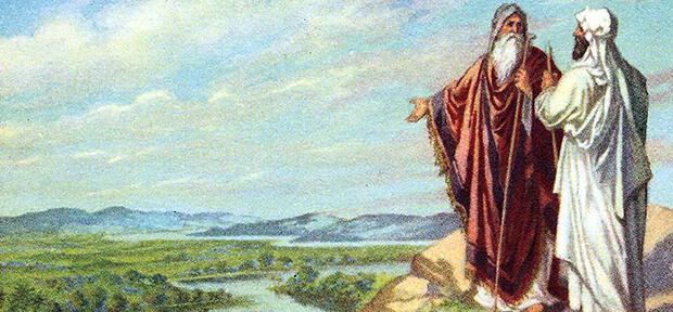 とりなしの祈り ソドムとゴモラ