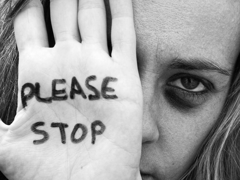 虐待の進行② 身体的虐待